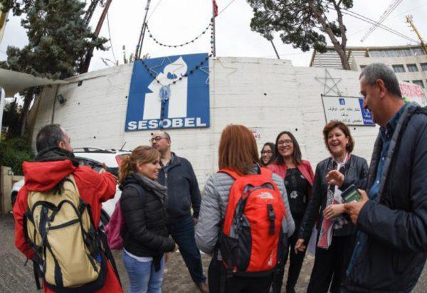8xmille senza frontiere: l'impegno della Chiesa italiana in Libano documentata dai vincitori 2017