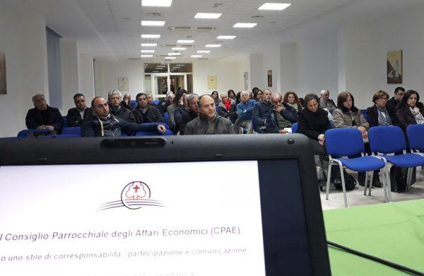 Oppido Palmi Mamertina: i Consigli Parrocchiali Affari Economici verso uno stile di corresponsabilità, partecipazione e comunicazione